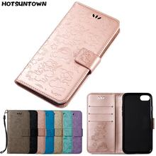 Buy Coque iPhone 7 Case Leather Wallet Silicone Cover iPhone 7 Phone Case iPhone7 Cover Flip Case Funda iPhone 7 Plus Luxury for $3.84 in AliExpress store