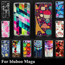 For Bluboo Maya Soft Silicone tpu Plastic Mobile Phone Cover Case DIY Color Paitn Cellphone Bag Shell Free Shipping