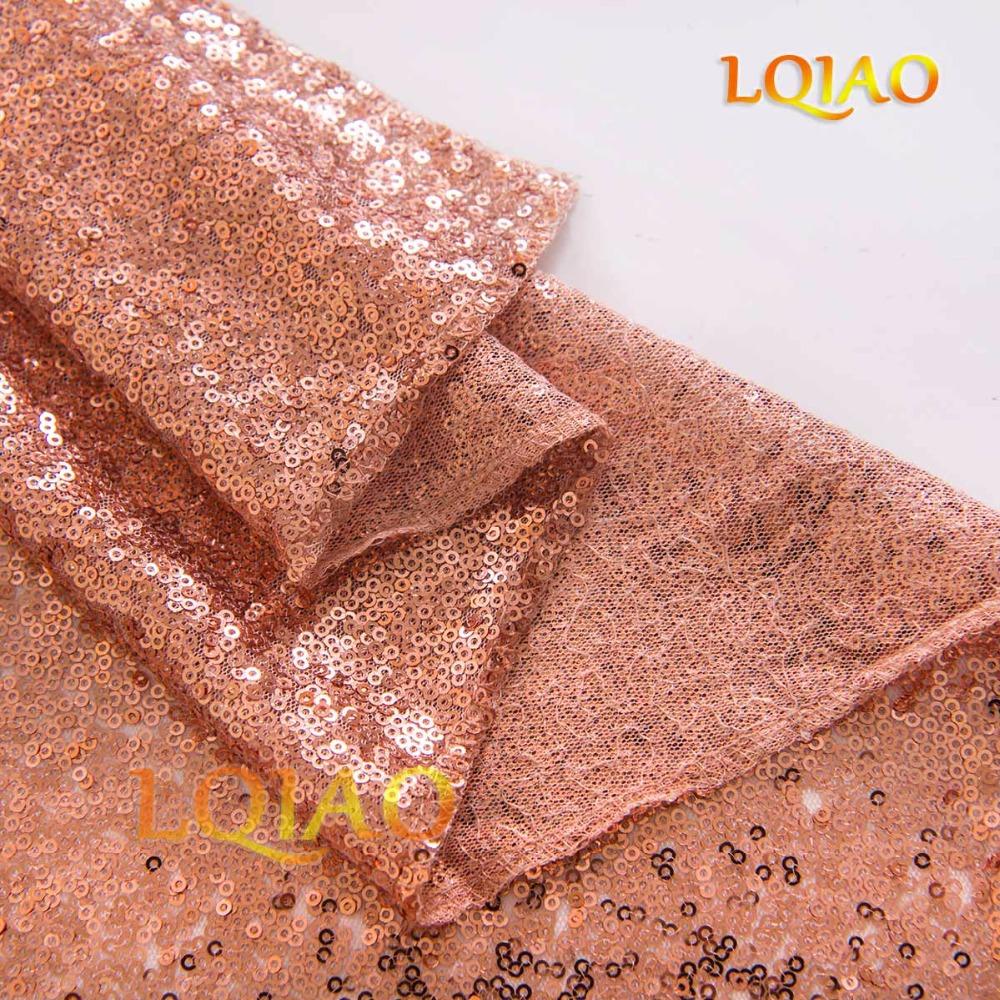 Rose Gold Curtain-4