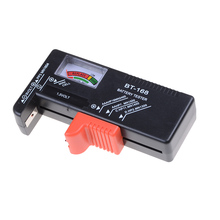 Battery Tester Volt Checker for 9V 1.5V and AA AAA Cell Batteries Wholesale on sale low price(China)