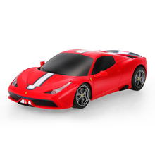 Newest 1:24 Remote Control Car Original Rastar 71900 1/24 for Ferrari 458 Speciale A Drift RC Car(China)