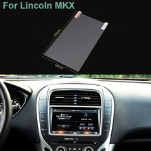 Hottop 8 Inch GPS Navigation Screen Pet Protective Film For Lincoln MKX Control of LCD Screen Car Sticker