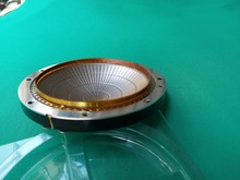 "1pcs High Quality ID: 99.2mm ( 4"" ) Diaphragm for Peavey 44XT 44T 8ohm Aluminum flat wire speaker Voice coil"