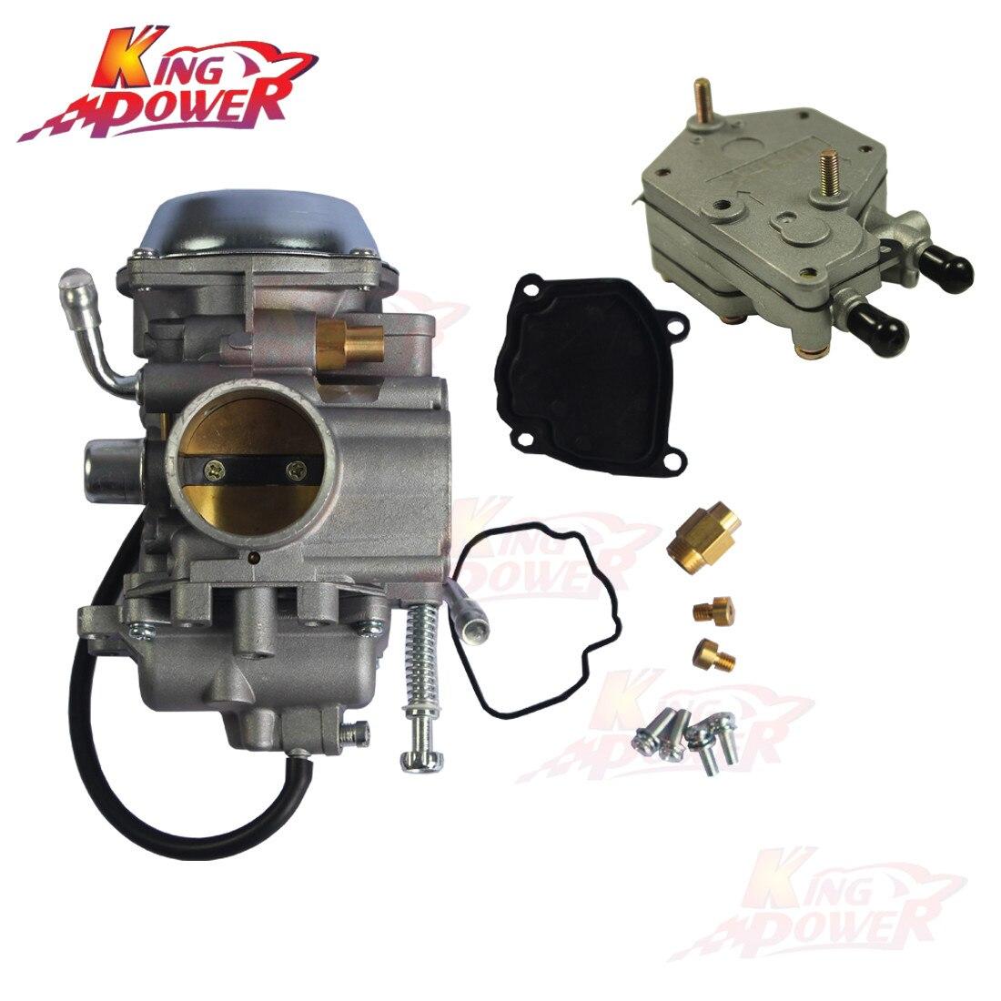 POLARIS SPORTSMAN 500 CARBURETOR FUEL PUMP 4x4 ATV QUAD CARB 1996-1998 NON HO