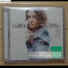 BINYEAE- new seal: Lauren Daigle How Can It Be 2016 album CD light disk [free shipping](China)