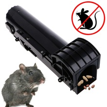 Mousetrap Rat Cage Rodent Trap Killer Re-usable Animal Mice Hamster Squirrel Control Catch Without Chemicals or Poisons(China)