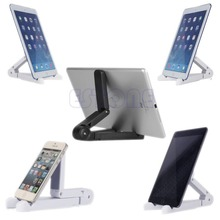 Universal Portable Foldable Ultra Compact Desktop Tablet PC Stands For iPad