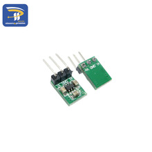 5pcs/lot mini 2 in 1 DC DC Step-Down & Step-Up Converter 1.8V-5V to 3.3V Power Wifi Bluetooth ESP8266 HC-05 CE1101 LED Module