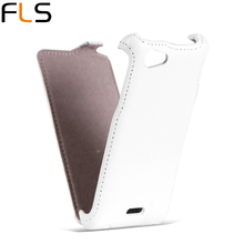 (Clear Stock) For Sony ST26i Case Flip Leather Cover For Sony Ericsson Xperia J ST26i Lichee Phone Cases Mobile Phone Bags P006