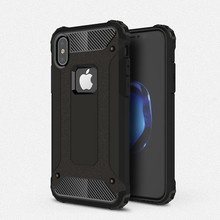 Buy iphone 8 7 6 6S Plus Case Luxury Hybrid Armor Shockproof Hard PC+TPU Rugged Impact Back Cover Coque iphone8 5 5S SE Case for $2.99 in AliExpress store