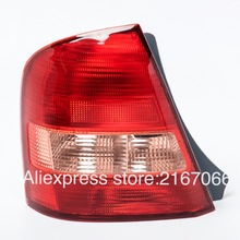 Tail Lights Left fits MAZDA 323 2002 2003 2004 FAMILIA PROTEGE Rear Lamps Side Driver(China)