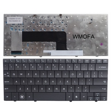 US Black New English Replace laptop keyboard FOR HP mini 110 HSTNN-170C