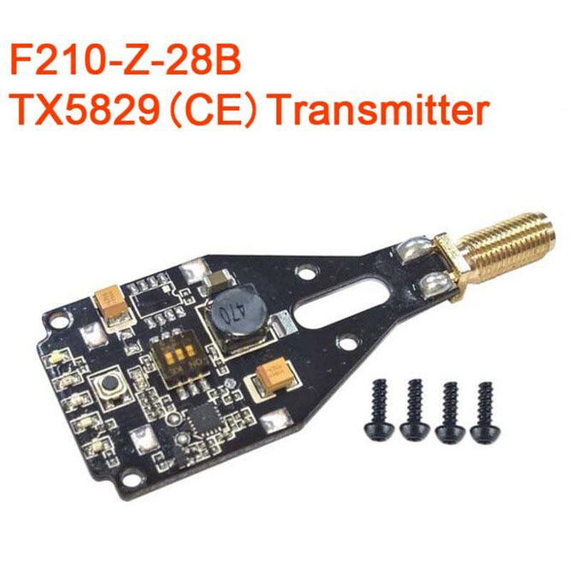F210-Z-28B TX5829(CE) Transmitter Walkera F210 3D Edition Racing Drone Spare Part<br><br>Aliexpress