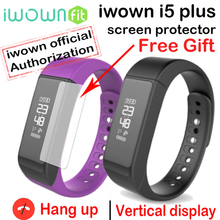 Original iwown i5 Plus Smart Bracelet iwownfit i5plus Wristband Activity Tracker SmartBand Passometer Sleep Monitor Touch screen
