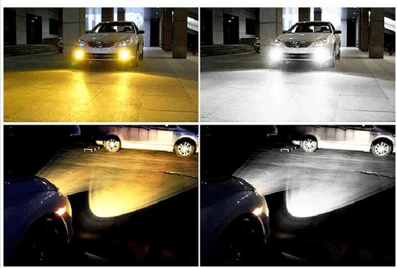 PANYUE-White-Gold-Color-12V-10000LM-H4-H7-H1-H8-H9-H11-Led-Car-Headlight-3000K