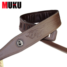 Acoustic & Electric Bass Guitar Straps / Bass Belt Strap / Guitar Accessories(China)