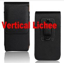 Buy 2016 New Smooth/Lichee Pattern Leather Pouch Belt Clip Bag DOOGEE Homtom HT7 Phone Cases Cell Phone Accessory for $6.63 in AliExpress store