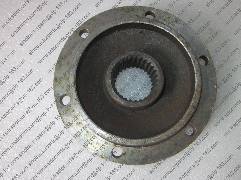 Shenniu SN254 tractor, the cover for front drive shaft, part number:<br><br>Aliexpress