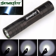 DC 27 Shining Hot Selling Fast Shipping   Mini 3500 Lumen 3 Modes CREE Q5 LED 18650 Flashlight Torch Lamp Light