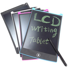 LCD Writing Tablet Pen Paper Graphics Tablets Handwriting Pads Plan Writer for Home Message Kid Drawing Toy Business Note(China)