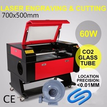 UK Shipping! USB 60W CO2 Laser Cutter Engraver Cutting Machine Red Dot Woodworking/Crafts