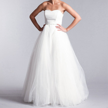 Vintage 5 Layers Bridal Over Skirt Detachable Train Long Tulle Skirt Custom Made Women Overskirt Wedding Party Gown Plus Size(China)