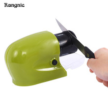 2017 Professional Electric Knife Sharpener swifty sharp motorized knife sharpener Rotating Sharpening Stone sharpening tool