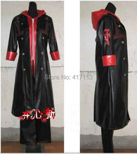 Devil May Cry 4 Nero Custom Made Uniform Anime Cosplay Costume
