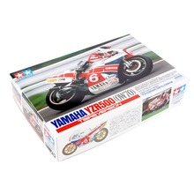 OHS Tamiya 14075 1/12 YZR500 0W70 Taira Version Scale Assembly Motorcycle Model Building Kits(China)