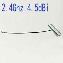 2.4Ghz 4.5dbi internal antenna IPEX OMNI wifi antenna Aerial for IEEE802.11b/g/n WLAN System Bluetooth #2 antena wifi router(China)