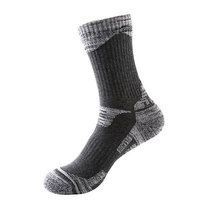 Best Deal Winter Thermal Ski Socks Cycling Skiing Soccer Socks Thermosocks Leg Warmers Men Cotton Sport Snowboard Socks(China)
