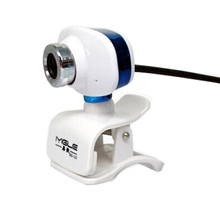 Computer HD Camera USB 2.0 Webcam 12M Camera with Magic Effects Computer PC Web Camera with MIC(China)