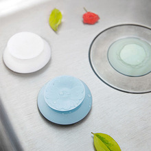 1PC Three Colors Lotus Flower Paragraph Round Pressure Pool Sink Sink Kitchen Dish Sink Deodorant Floor Drain Plug Products