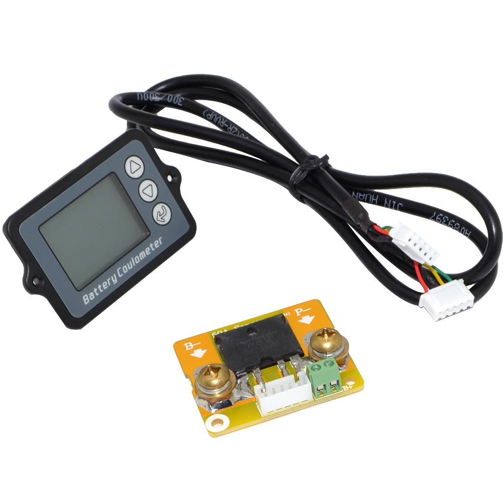 TK15 DC8-80V 50A Battery Coulometer Professional Precision Battery Tester <br>