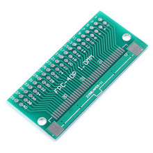 10pcs FPC 40p Pinboard Test PCB Board FFC To 2.54mm DIP for TFT 1mm 0.5mm Pin Double Side Experimental Electronic Circuirt Board
