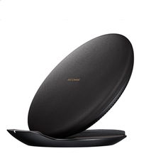 QI original fast Wireless Charger Mobile Phone power device cellphone Charging pad for Samsung Galaxy S8 S8 plus S7 edge Note 8(China)