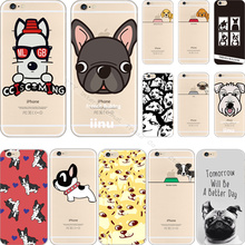 5 5S SE High Quality Pattern Cool Dog Silicon Phone Back Cover Case For Apple iPhone 5 5S SE iPhone5S Cases Shell Best Choose