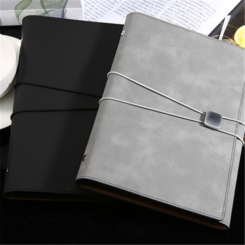 140mm*210mm Creative Spiral Composition Book School Stationery Multifunctional Notebook Business Travel Office Notepads <br>