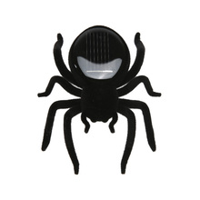 Solar Spider Tarantula Educational Robot Scary Insect Gadget Trick Toy Solar Toy Juegos Solares High Quality Kids Toy Robot Toy