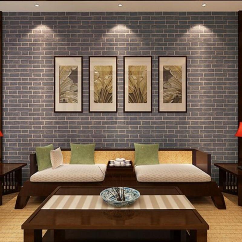 3D Wallpaper Retro Brick Pattern 3D Living Room Background Wallpaper Home Wallpaper papel de parede wallpaper for walls 3 d<br><br>Aliexpress
