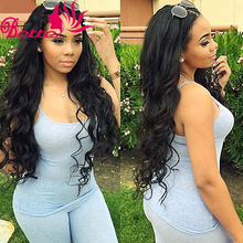 Brazillian Virgin Hair Body Wave 4 Bundle Deals Meches Bresilienne Lots Best Brazilian Hair Vendors Brazilian Body Wave Hair