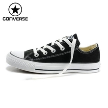 Original New Arrival 2017 Converse Low top Classic Canvas Skateboarding Shoes Unisex sneakser(China)