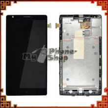 for Nokia Lumia 1520 LCD Display with Touch Screen Complete +Frame Alibaba China Free Shipping(China)