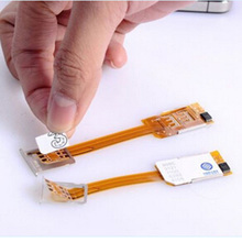 Sim Card Adapter Dual Sim Card Adapter Nano sim Converter Single Standby Flex Cable For iPhone 5 5S 5C 6s 6 ipad mini/air(China)