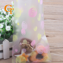 Plastic Bubble Gift Packaging Bags,Rectangular Top Open Bubble Plastic Gift Bags,Candy Cake Wedding Favor Party Packing Bags 8*5