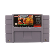 Nintendo SFC/SNES Video Game Cartridge Console Card Sonic International Superstar Soccer Deluxe USA English Language Version(China)