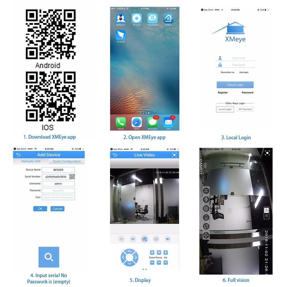 XMEye-app