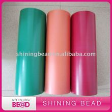 PVC Heat Transfer Film/vinyl on Textile+High Quality+Free Shipping(China)