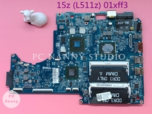 1XFF3 01XFF3 CN-01XFF3 DASS8BMBAE1 for Dell XPS 15z L511z Motherboard - Core i7 2640M - HM67 DDR3 NVIDIA GT 525M Tested