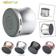VOBERRY Bluetooth Wireless Speaker Mini SUPER BASS Loudspeaker Portable Music player Stereo Speakers For Smartphone Tablet(China)